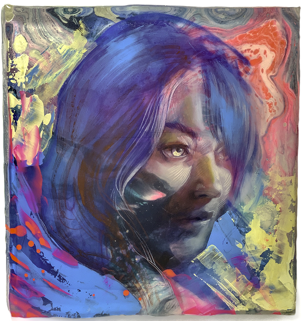 , 'Amy,' , Rehs Contemporary Galleries