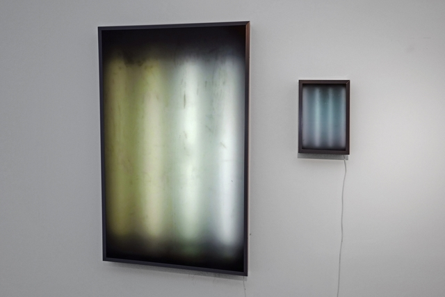 , 'Unnamed Lightboxes,' 2014, Le Guern Gallery