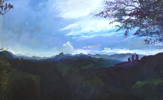 , 'Tainyou Peak ,' 2017, Arusha Gallery