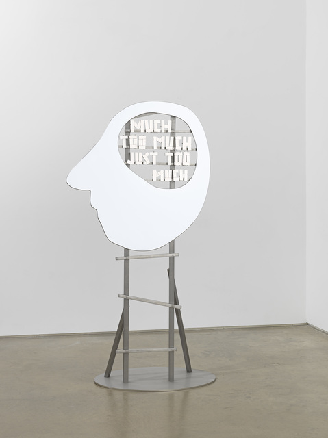 , 'Too Much,' 2015, Metro Pictures