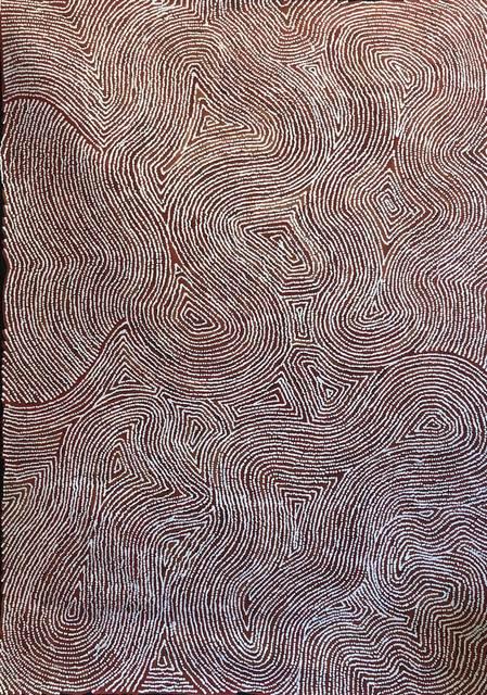 Warlimpirrnga Tjapaltjarri, 'Untitled - Kanapilya', 2018, Gannon House Gallery