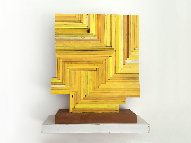, 'Yellows,' 2017, Patrick Parrish Gallery