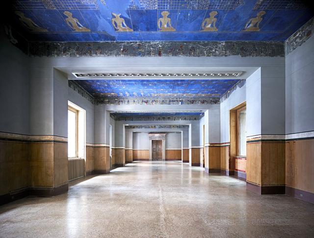 Candida Höfer, 'Neues Museum Berlin XXV 2009', 2009, Dirimart