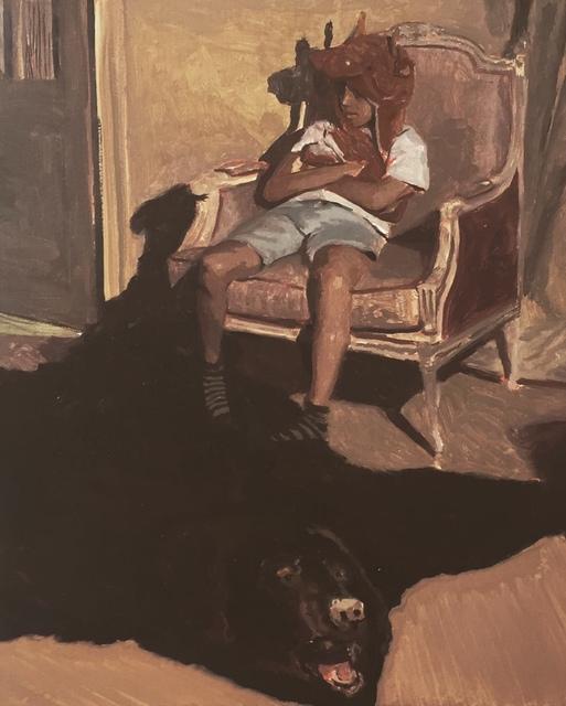 , ' The Priest,' 2017, Galeria Contrast