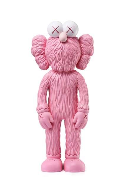 KAWS, 'BFF Pink', 2018, Marcel Katz Art