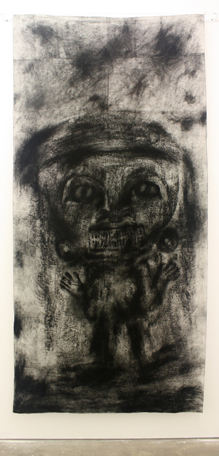 Rosemberg Sandoval, 'El Tablón (Niña)', 2011, Galeria Pilar