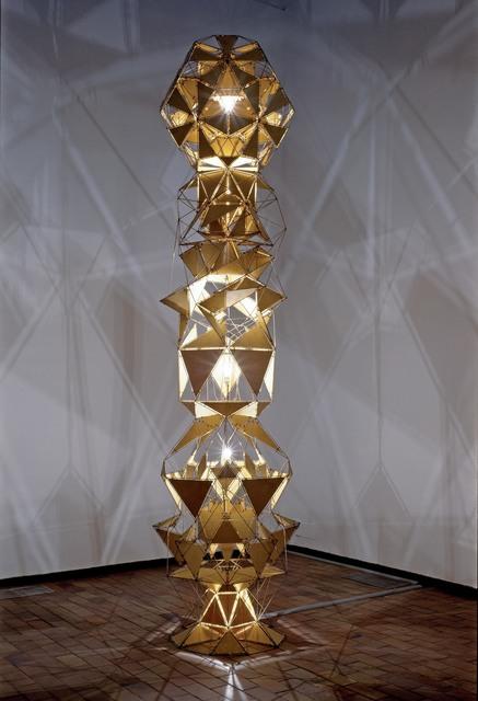 , 'Power tower,' 2006, Belvedere Museum
