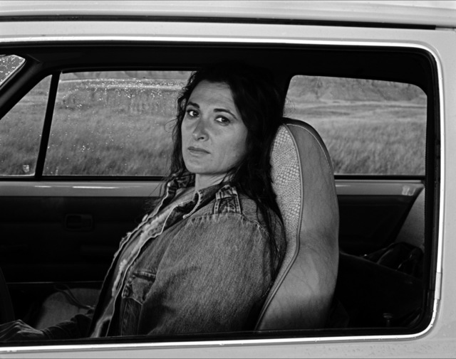 , 'Self-portrait in Car,' 1982, Modernism Inc.