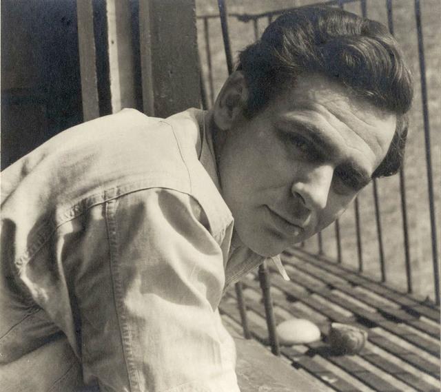 Helen Levitt, 'James Agee', 1945, Laurence Miller Gallery