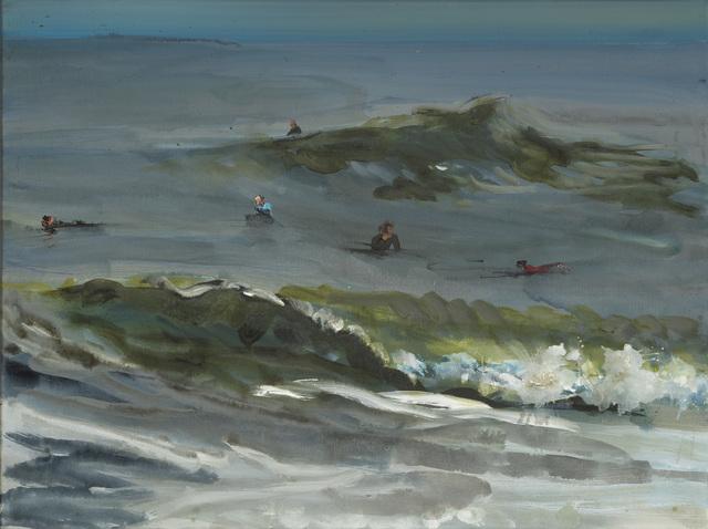 , 'Surfer, Sylt,' 2016, Albertz Benda