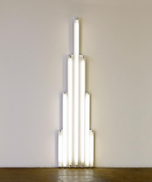 """, '""""Monument"""" 1 for V. Tatlin,' 1964, Fondation Beyeler"""
