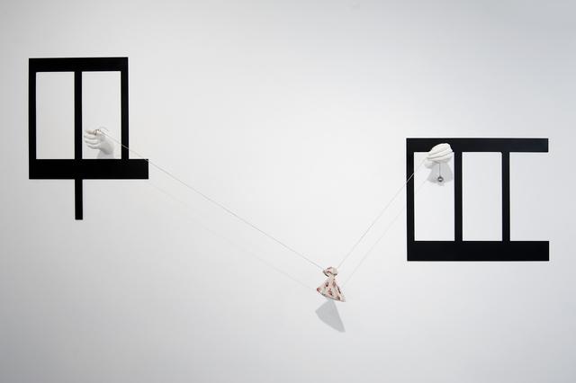 , 'Prótesis (Telégrafo),' , Sabrina Amrani
