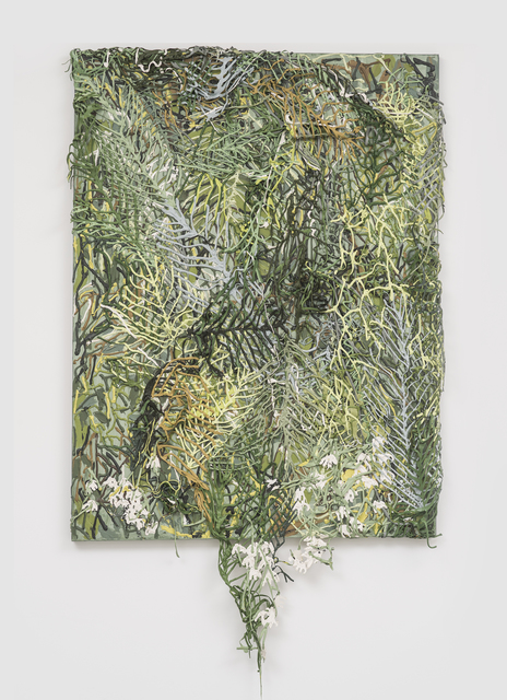 , 'Overgrowth I,' 2018, Tyburn Gallery