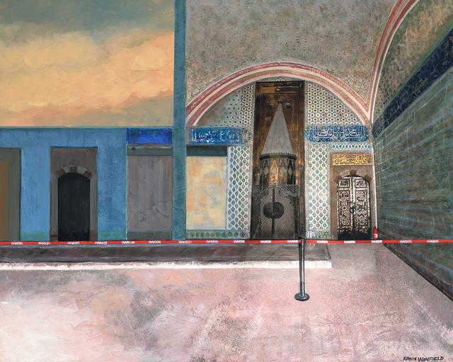 , 'The Harem, Topkapi Palace,' 2018, Rice Polak Gallery