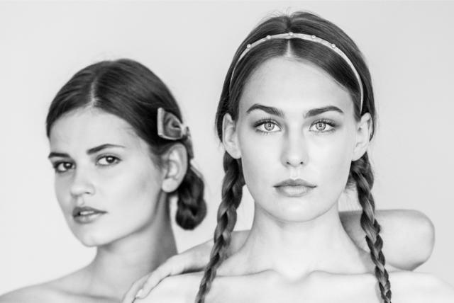 , 'Sasha and Laura 1,' 2018, Scott Richards Contemporary Art