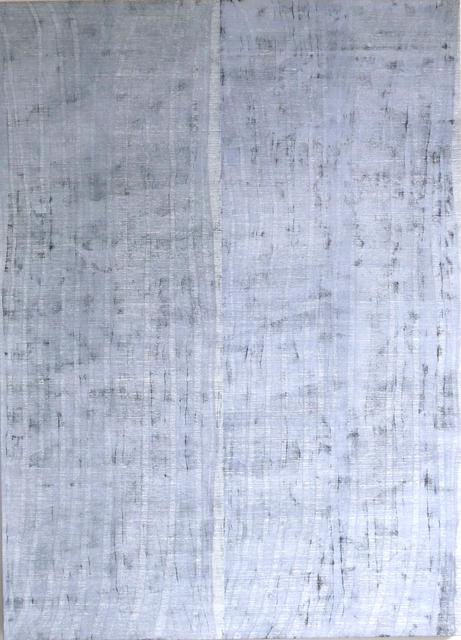 Rebecca Salter PRA, 'AM38', 2018, Painting, Mixed media on linen, Beardsmore Gallery