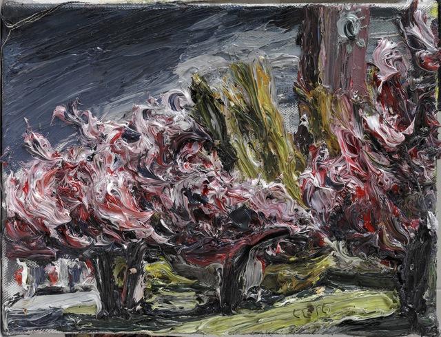 , 'Vor dem Regen,' 2016, Galerie Kornfeld