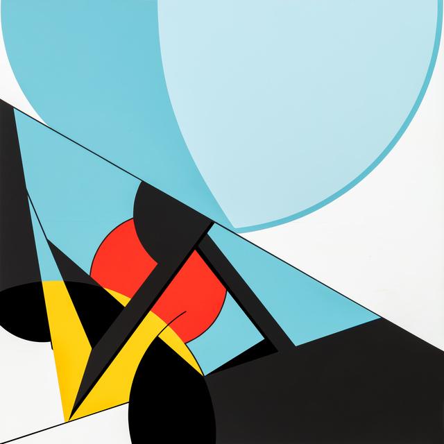 , 'Colour & Form LXXII,' 2018, Stevenson
