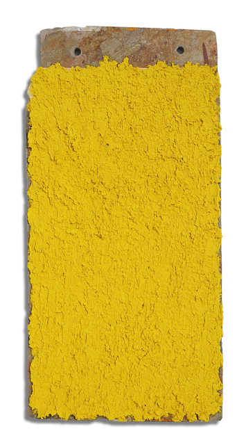 , 'The Substance of Yellow IV,' 1997-2001, Charles Nodrum Gallery