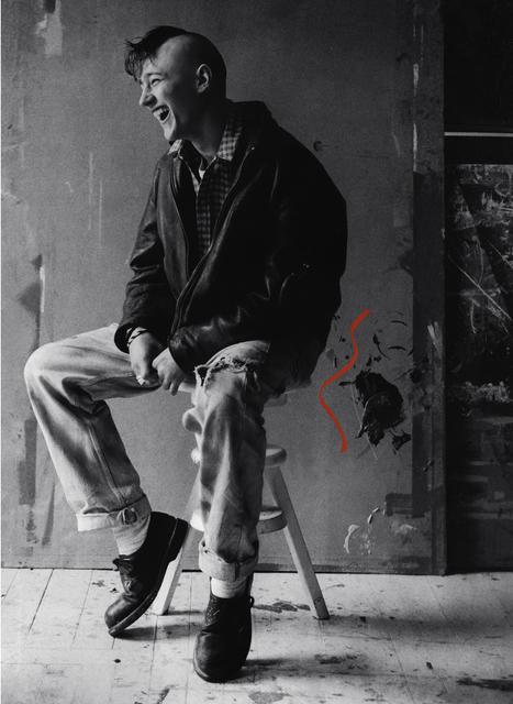 Michel Hosszu, 'PUNK ASSIS 1979', 1979, Poulpik Gallery
