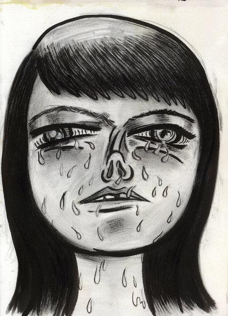 , 'Crying Barbara,' 2014, Sean Horton (presents)