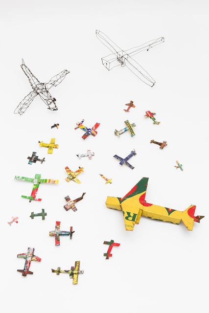 , 'Untitled, from Histórias de avião [Aeroplane Estories] series,' 2008, Mendes Wood DM