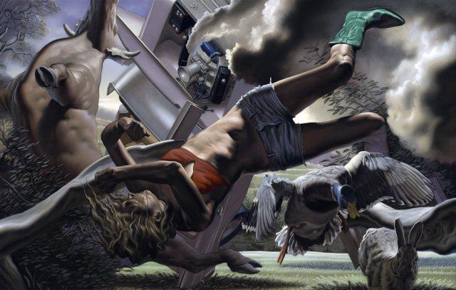 Nicola Verlato, 'Car Crash 1', 2012, KP Projects
