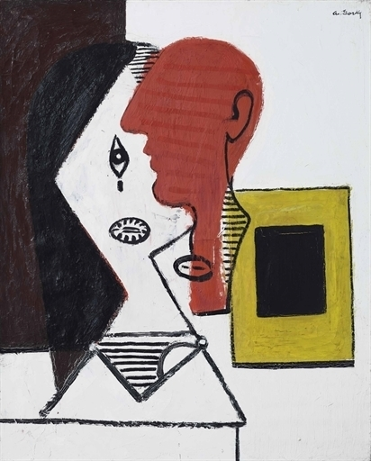 Arshile Gorky, 'Head', Christie's