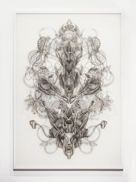 , 'Rorschach Test No.2,' 2016, Blindspot Gallery