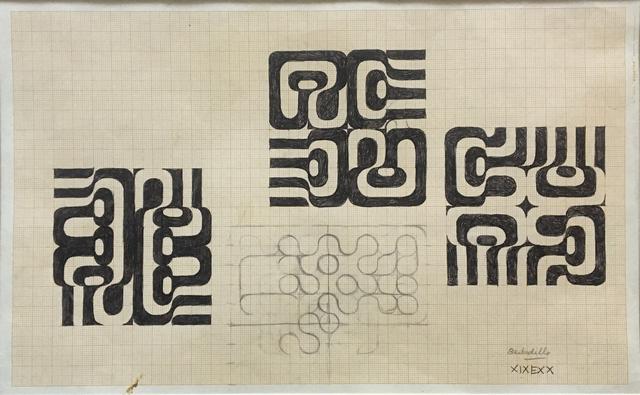 , 'Sin título,' 1968-1979, Rafael Ortiz