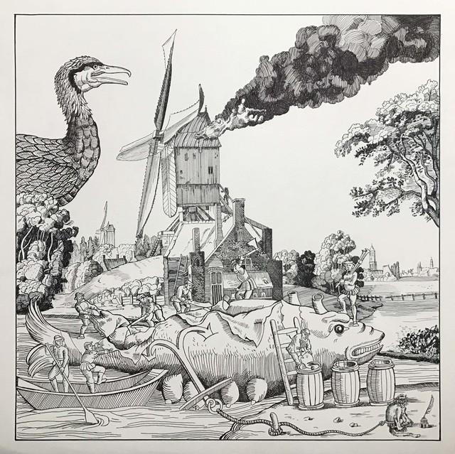, 'Dibujo 5,' 2017, Blanca Soto Arte