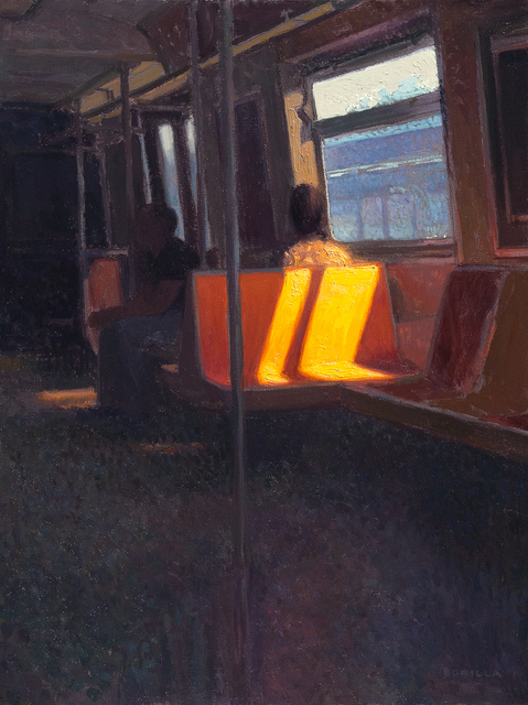 , '104th Street,' 2014, Benjaman Gallery Group
