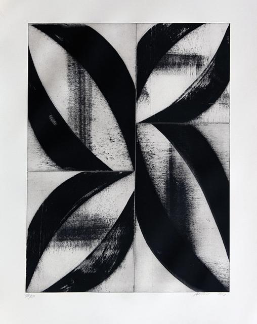 , 'Arcs I,' 2016, Meyerovich Gallery