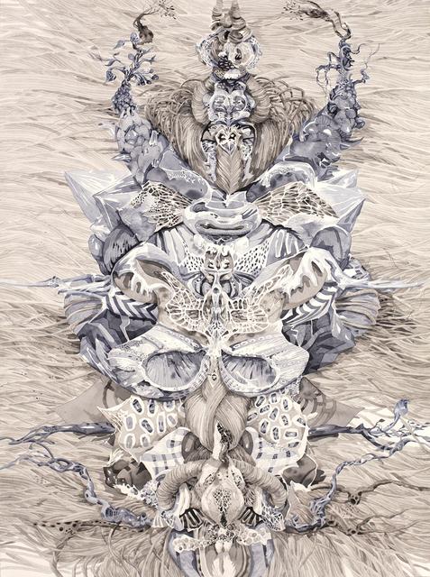, 'Totem 5,' 2015, Pierogi