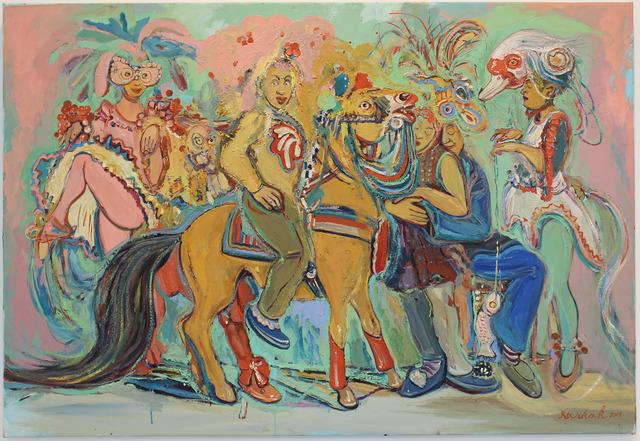 , 'Untitled,' 2018, Tufenkian Fine Arts