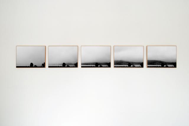 Francisco Ugarte, 'Neblina 2, stills', 2013, Photography, 5 Archival pigment prints on cotton paper, CURRO