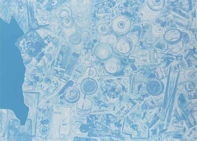 , 'Atelier VII (Uranus),' 2017, M77 Gallery