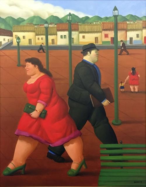 , 'La Strada,' 2004, Galerie Thomas