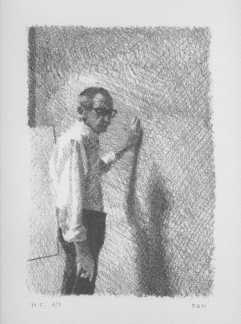 Rafel Bestard, 'Hombre apoyado', 2015, Galeria Contrast