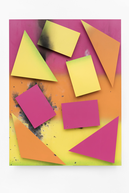 , 'R. Relief 8,' 2017, PPC Philipp Pflug Contemporary