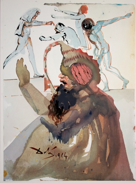 , 'Joseph And His Brothers In Egypt ,' 1964-1967, Studio Mariani Gallery
