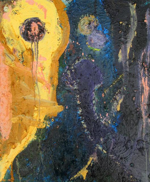 Ben La Rocco, 'Io and Europa Orbit Jupiter', 2018, John Davis Gallery