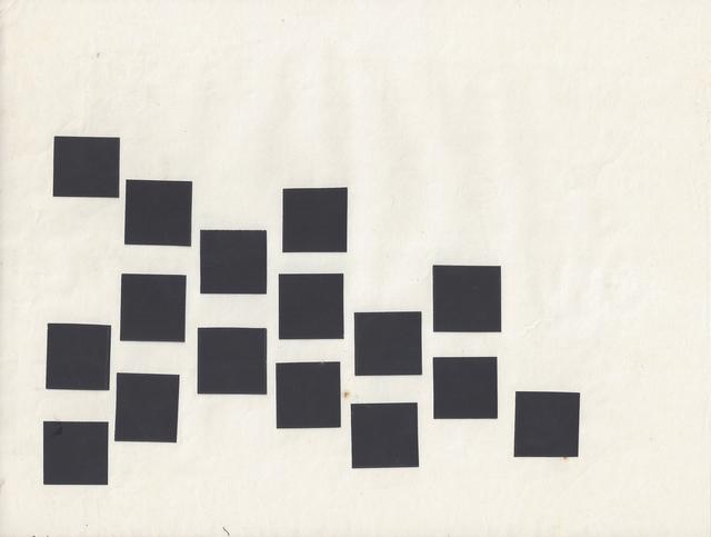 , 'Sin título,' s/f, Galería La Caja Negra