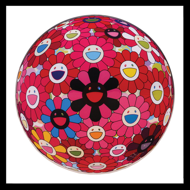 Takashi Murakami, 'There is Nothing Eternal in this World. That is Why You are So Beautiful.', 2014, Peter Harrington Gallery