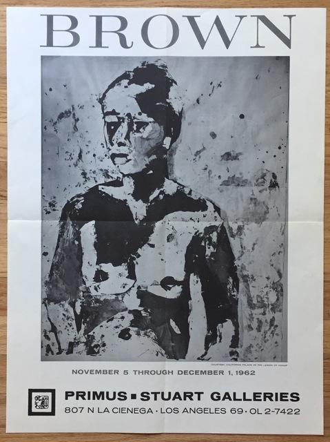 , 'Vintage Exhibition Poster,' 1962, Kwiat Art