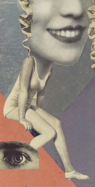 , 'Für ein Fest gemacht (Made for a Party) ,' 1936, Whitechapel Gallery