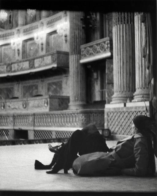 Bill Cunningham, 'Versailles Live Show, Paris', 1973, Photography, Gelatin silver print, printed c. 1973, Bruce Silverstein Gallery