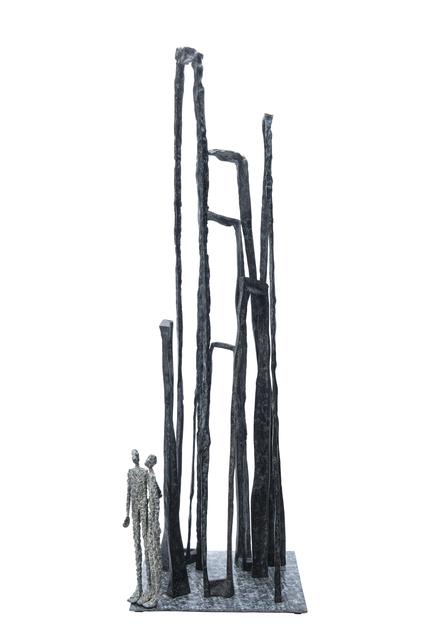 , 'Ciel étoilé,' 2015, Simard Bilodeau Contemporary
