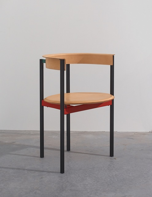 , 'the Vaalbeek project - chair,' 2016, Victor Hunt Designart Dealer