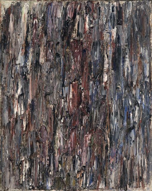 , 'Ununterbrechbar das Nichtunterbrechbare (Uninterruptible the Noninterruptible),' 1958, Galerie Georg Nothelfer